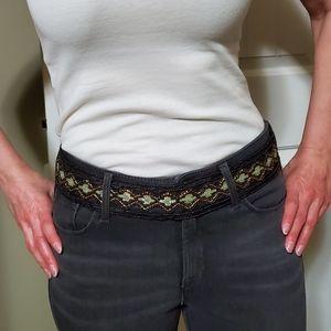 🌲 Tristan bead belt.
